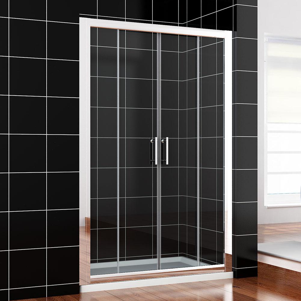 New Double Single Shower Screen Enclosure Sliding Door