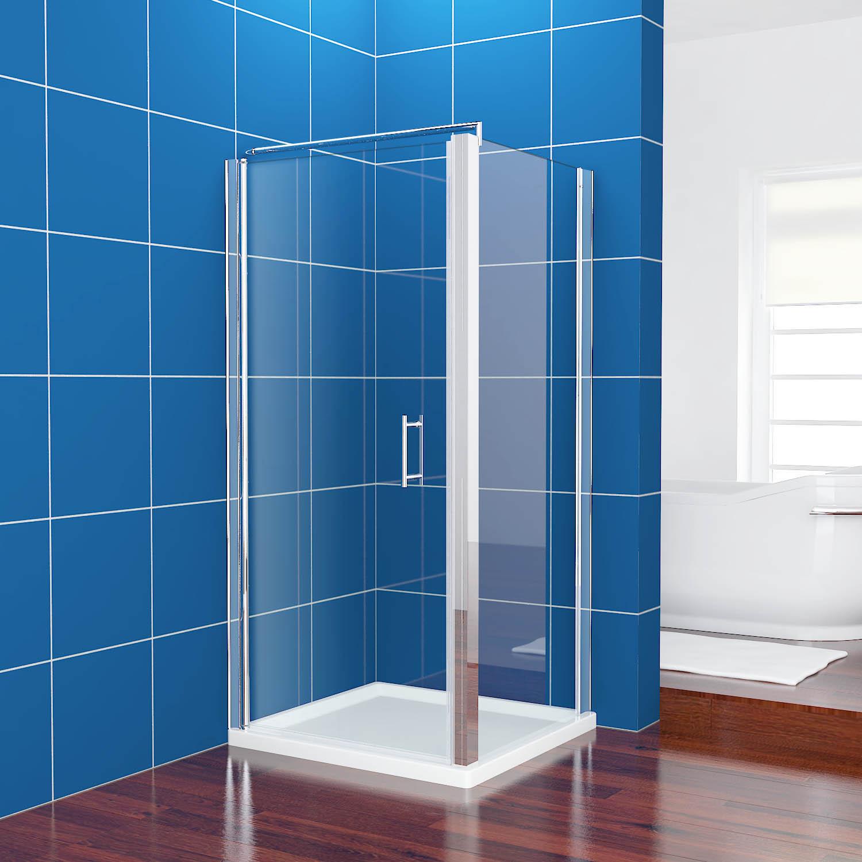865x865x50mm Square Durable Acrylic Fiberglass Shower Base Australia ...