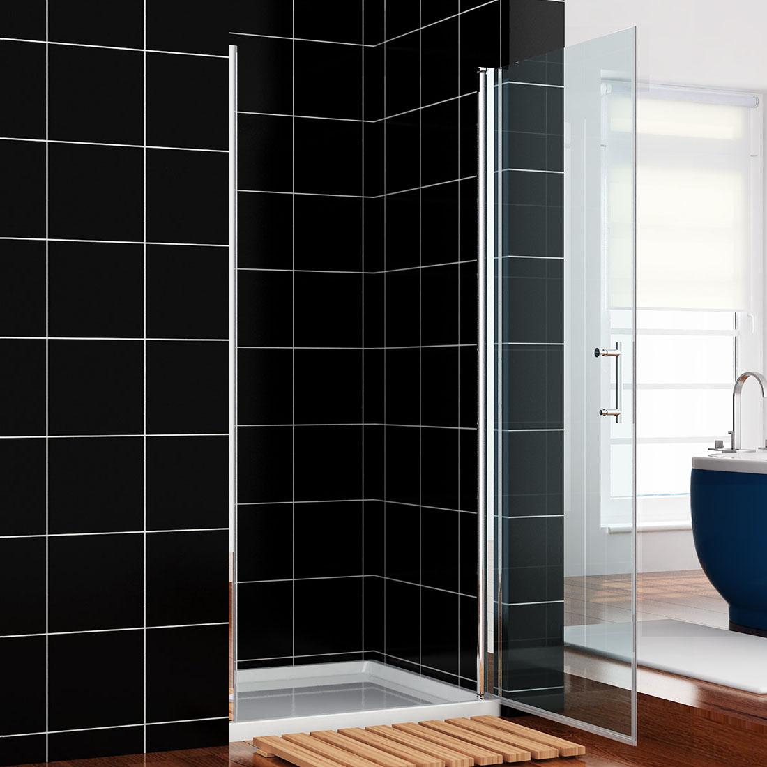 Shower Screen Bifold Pivot Sliding Door Wall In Shower